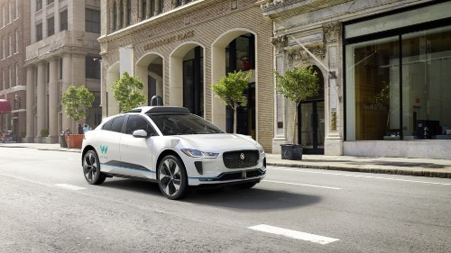 Waymo's autonomous cars will drive outside the US for first time