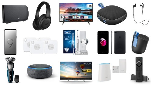 Apple iPhones, Toshiba 4K TVs, Sony headphones, Amazon devices, and more deals for April 15 in the Amazon Spring UK sale