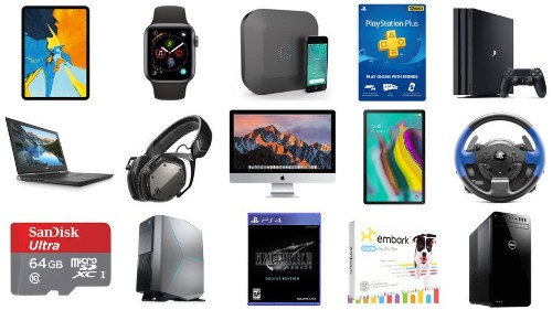iPad Pro, Alienware Aurora, iMac, and more for June 17