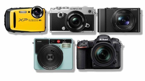 The 5 best new cameras for travelers