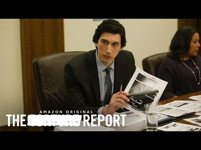 Adam Driver fights for the truth in teaser trailer for 'The Report' - Entertainment - Mashable SEA