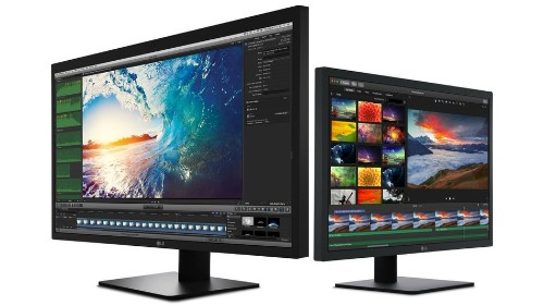 LG's UltraFine monitors are tailor-made for the new MacBook Pro