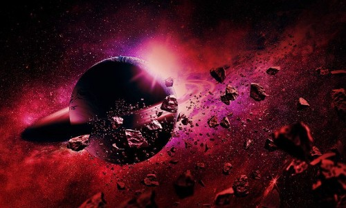 Dead Planets Send Out Zombie Signals From Their Cosmic Graves That Can Be Heard On Earth