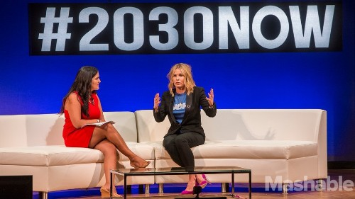 The Social Good Summit invites YOU to join the #2030NOW conversation IRL