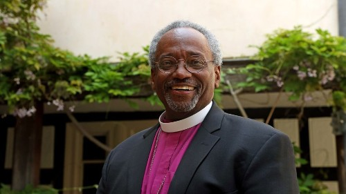 Bishop Michael Curry brought passion and fire to the Royal Wedding