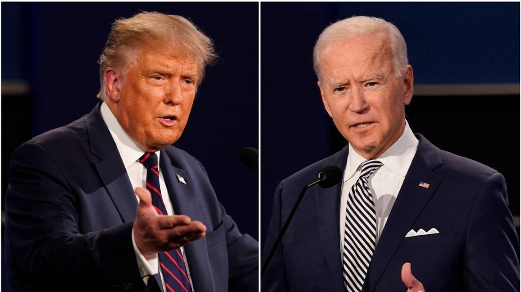 Would you pay more taxes under Trump or Biden? Here's what experts predict