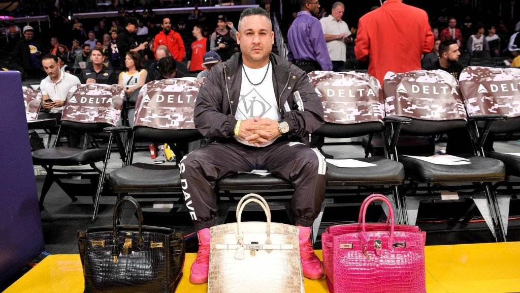 Drake Isn't the Only Man Who Loves Birkins