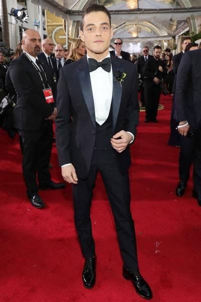 Golden Globes 2017: The Best-Dressed Men
