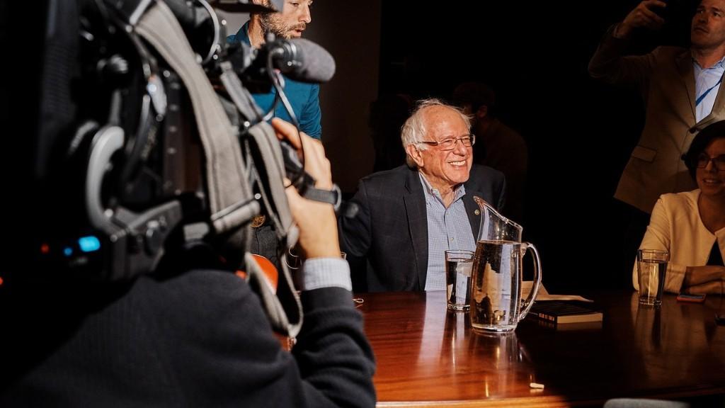 Bernie sanders - cover