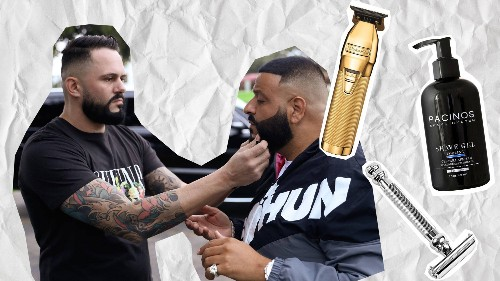 Beard Grooming Tips: Rick Ross and DJ Khaled's Barber on the Biggest Mistake Men Make When Growing a Beard