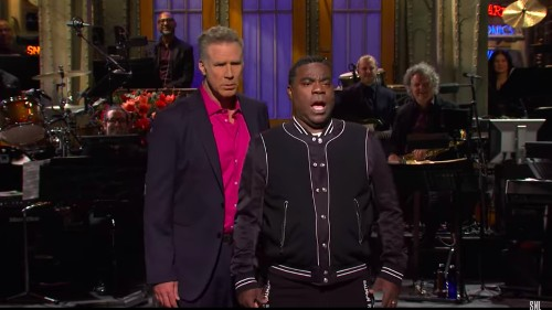 Will Ferrell and Tracy Morgan Have Dueling Tracy Morgan Impressions