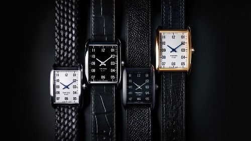 Tom Ford's First-Ever Watch Is Extremely Tom Ford
