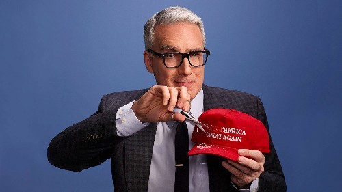 Keith Olbermann: Why I Think Trump Is Finished (And My Work Is Done)