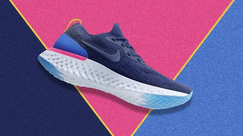 Nike's New Epic React Flyknit Sneaker Takes a Major Shot at the Competition