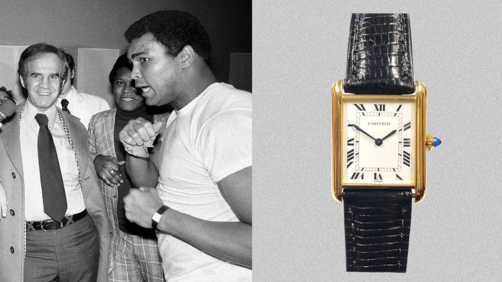 Muhammad Ali, Kanye West, and Steve McQueen All Wore This Watch