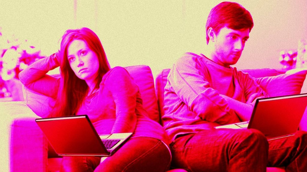 How to Cowork With Your Partner Without Losing Your Mind