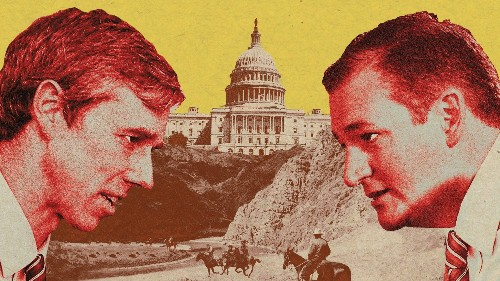 Beto O'Rourke vs. Ted Cruz and the Race for America