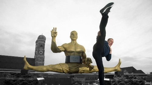 The Real-Life Diet of Jean-Claude Van Damme, Who Is Still Jacked at Age 58