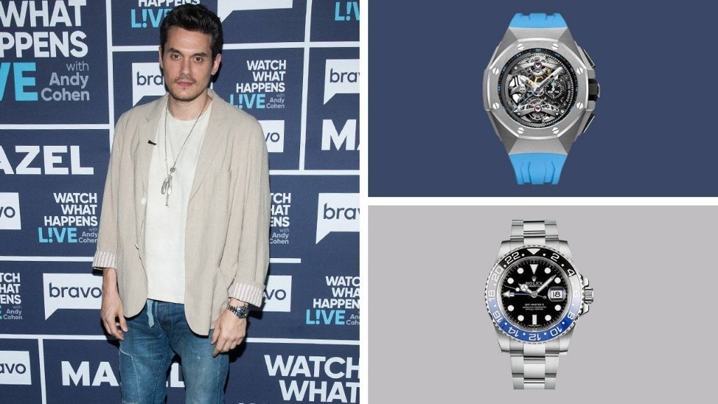 John Mayer Watches  cover image