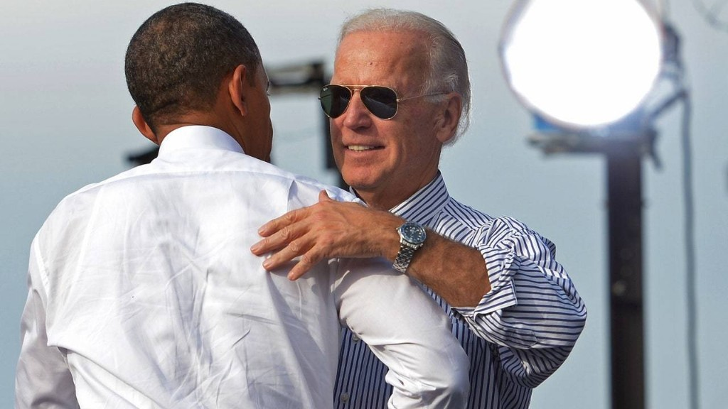 One Big Change in a Biden White House: A New President's Watch