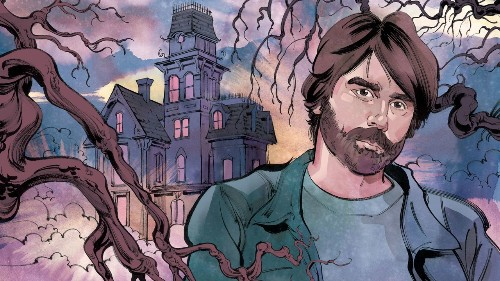 How Do You Write a Horror Novel When Your Dad Is Stephen King?
