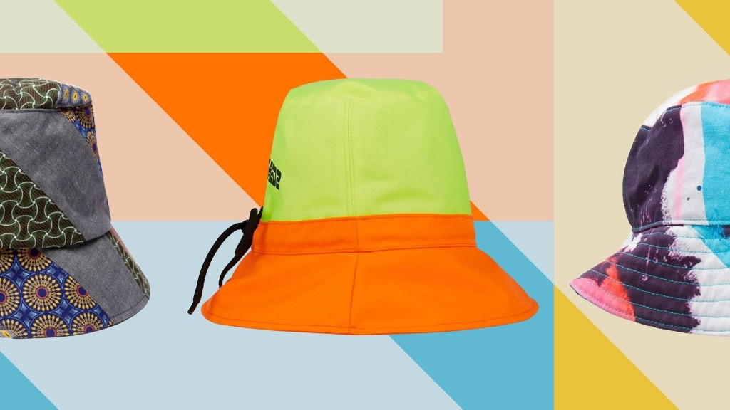 These Bucket Hats Are a Guaranteed Good Time