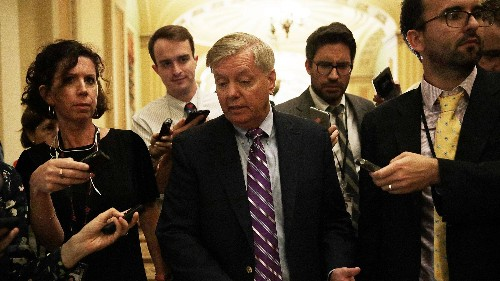 Lindsey Graham Actually Said the Despicable Thing That Republicans Are Only Supposed to Think