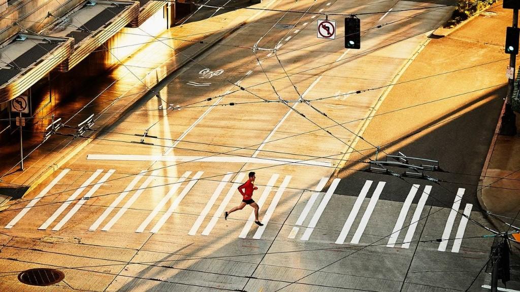 You Can Go For a Run During the Coronavirus Crisis