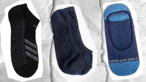 The Next Generation of No-Show Socks Will Actually Stay on Your Feet