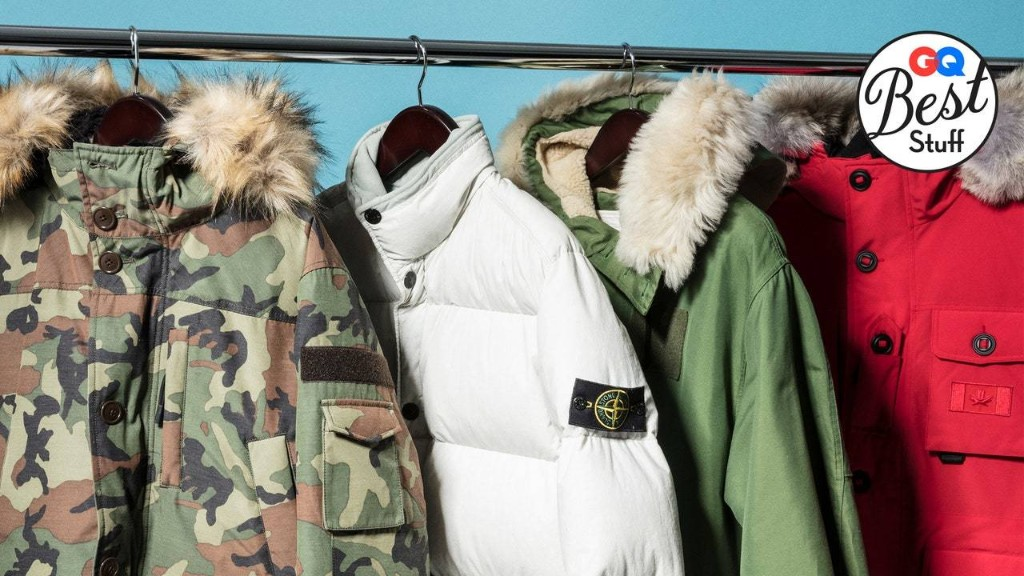 5 Winter Parkas Designed to Actually Look Good and Keep You Toasty