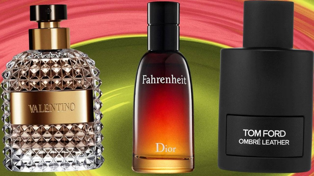 The Best Leather Colognes for Fall