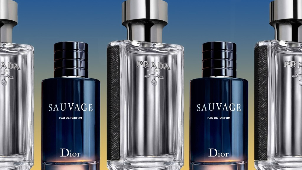 Perfumes - Magazine cover