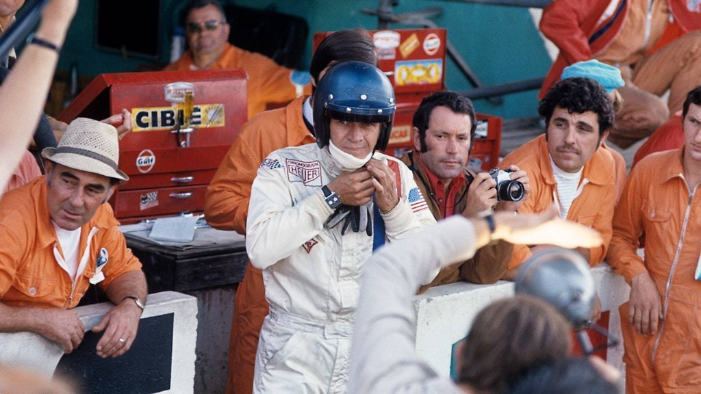 Steve McQueen's Watch From 'Le Mans' Races to Auction