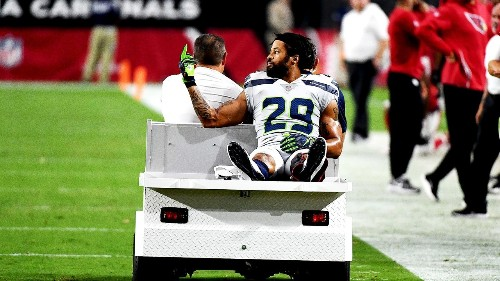 Earl Thomas Broke His Leg and Maybe the Entire NFL