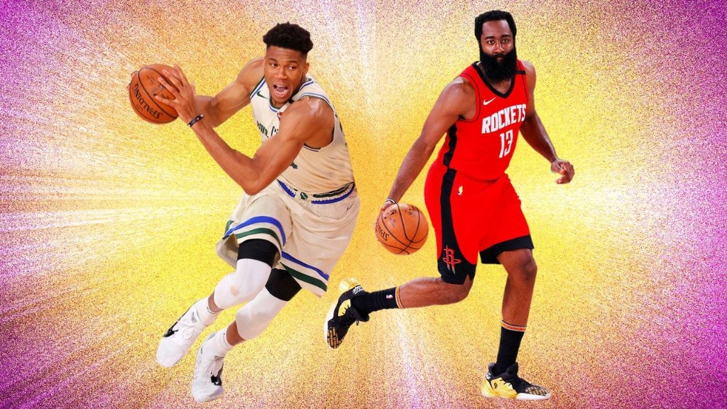 The Giannis vs. Harden MVP Feud Is Rooted in How the NBA Is Transforming