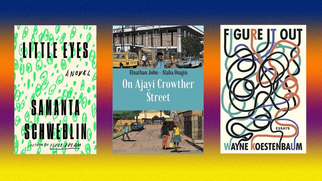 The Best New Books This May
