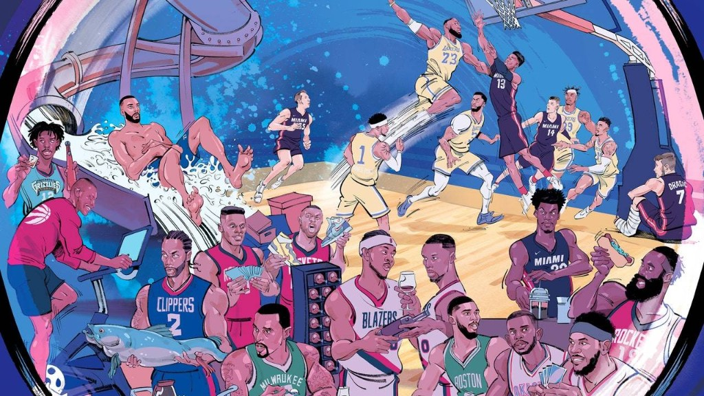 Inside the Great NBA Bubble Experiment