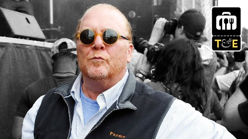 Mario Batali Thinks Sexual Harassment Is Like Eating Too Much Pasta