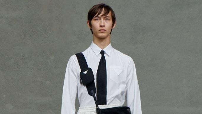 This Prada Look Explains Pandemic Fashion