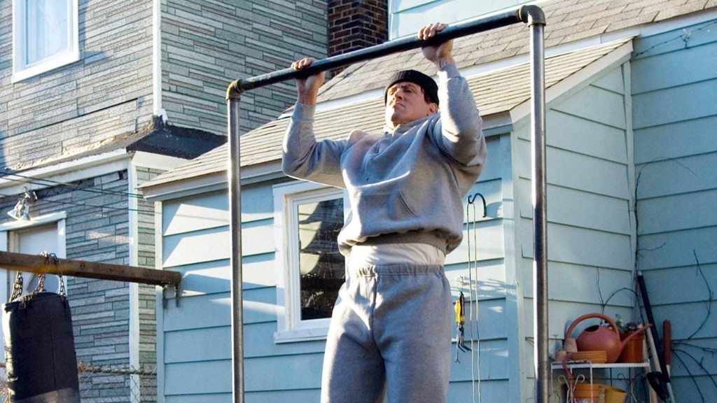 6 Ways to Put a $20 Pull-Up Bar to Good Use