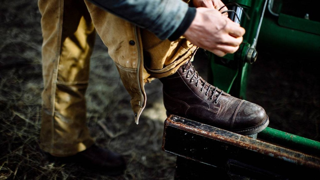 Can These Boots Help Save the Planet?
