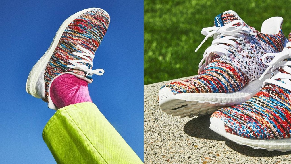 Adidas and Missoni Want Your Runs to Be Way More Trippy