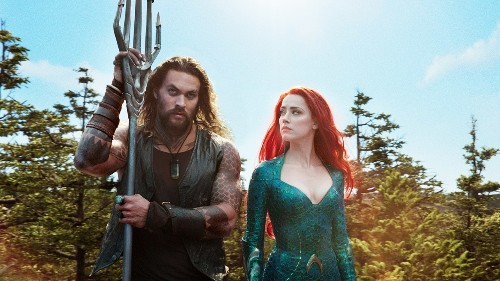Go See Aquaman, a Movie That Has Everything