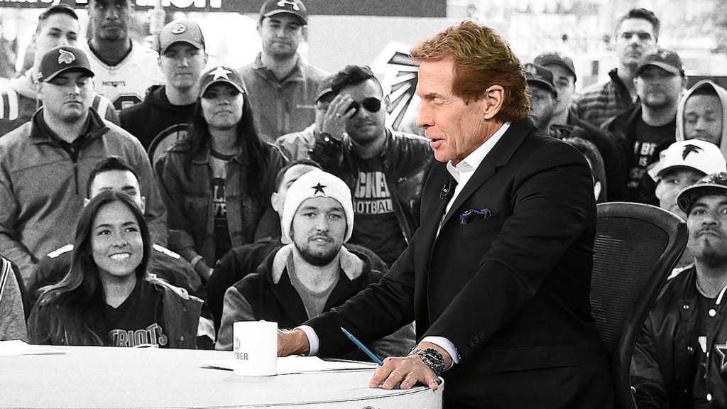 The Real-Life Diet of Skip Bayless, Who Eats the Exact Same Meal Ten Times a Week