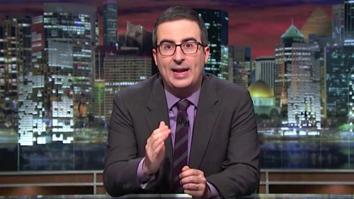 Why John Oliver's Monologues on Mass Shootings Feel So Damn Cathartic