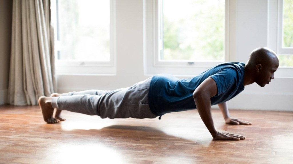 Here Are Two Stress-Busting Workouts You Can Do at Home