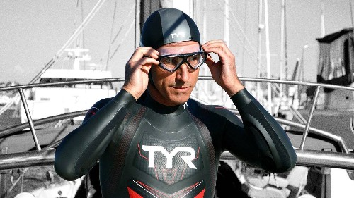 """The Real-Life Diet of """"Longest Swim"""" Star Ben Lecomte, Who Is About to Swim Across the Pacific Ocean"""