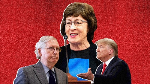 Why Susan Collins Is More Dangerous Than Mitch McConnell