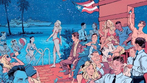 How Puerto Rico Became a Tax Haven for the Super Rich