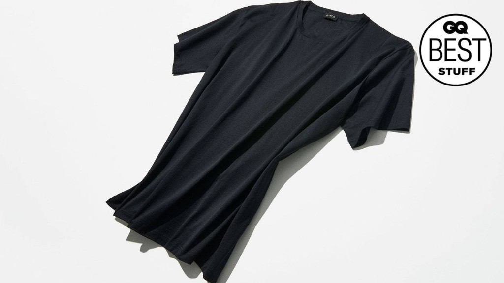 12 Black T-Shirts to Give You an Instant Hit of Cool